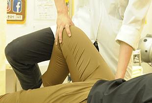 ひざ痛の症状イメージ