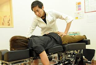 当院の産後骨盤矯正イメージ