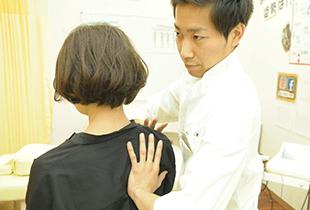 肩こりの症状イメージ